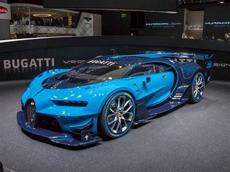 How much does the shipping cost for bugatti gran turismo vision price? 2015 Frankfurt Auto Show: New Jag, Big Bentley and Hot Concepts - Kelley Blue Book