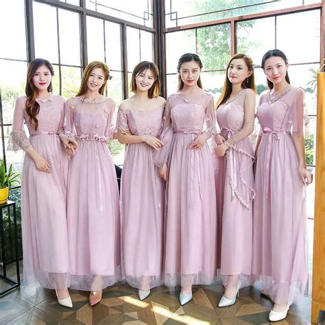 dress model slim  pengiring pengantin shopee indonesia