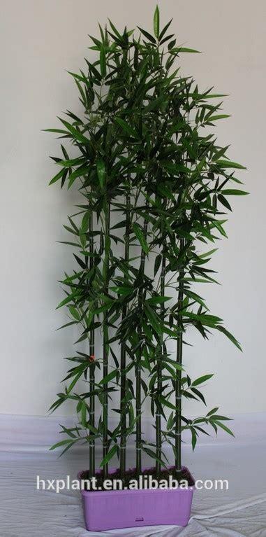 elegante artificial de bambu verde bonsai deja xyoob bambu