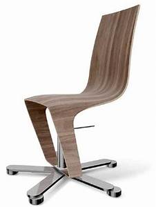 Stylish office chairs for home office for Chair desk design