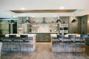 two island kitchen the house magnolia homes bloglovin
