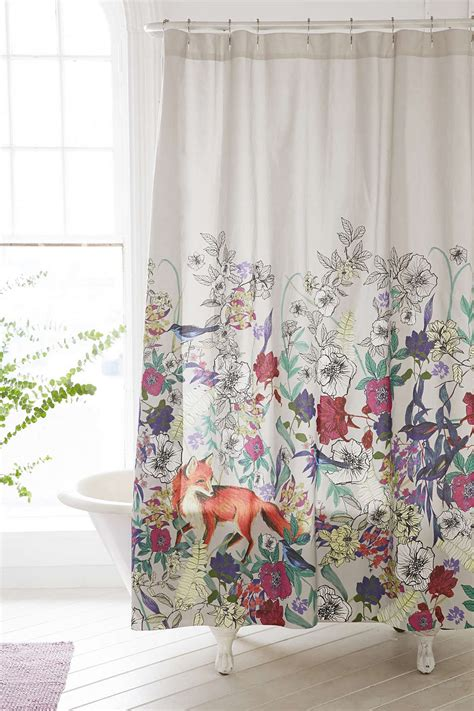 The Prettiest Shower Curtains You've Ever Seen The