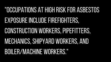 facts  occupational asbestos exposure trimedia
