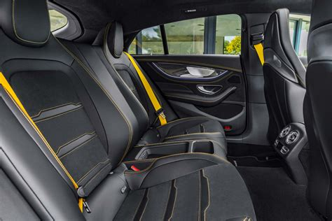 Innovative control panels can be intuitively operated and configured as required. Mercedes-AMG GT 4-Door Coupe ready to take on the Panamera - Autodevot