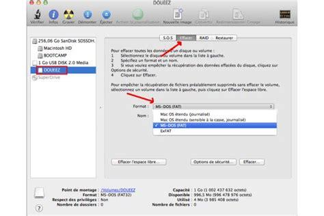 comment formater un disque dur externe tutoriel comment formater un disque dur ou une cl 233 usb sous windows ou mac os x conseils d
