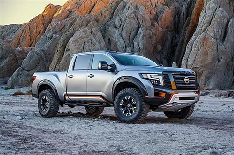 Nissan Titan Warrior Price : 2019 Nissan Titan Warrior, Xd, Diesel