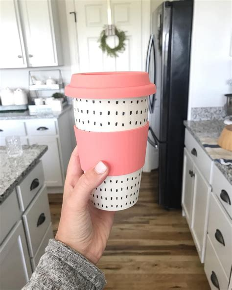 As big filter coffee fan, and an advocate of responsible treatment of our environment, i am definitely biased when it comes to. Lovely to-go coffee mug from @Target Dollar Spot! #targetstyle #target #targetdollarspot #togo ...