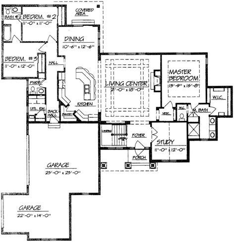 open floor plans  ranch homes beautiful  open floor