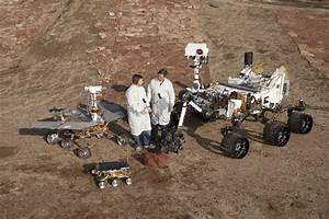 3 Generations of NASA's Mars Rovers - Universe Today