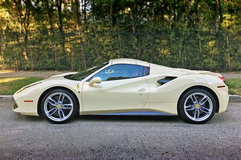 ferrari  spider  week review automobile magazine