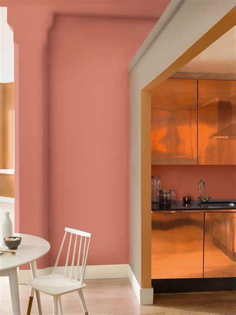 Wandfarbe Orange Kombinieren by Beeindruckend Wandfarbe Orange Kombinieren Einzigartige