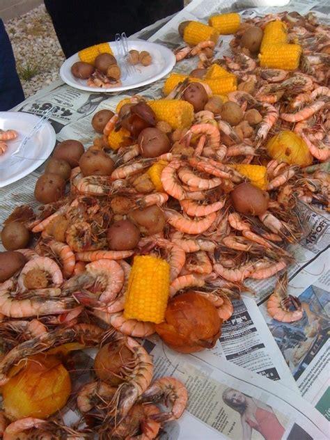 Seafood Shrimp Boil