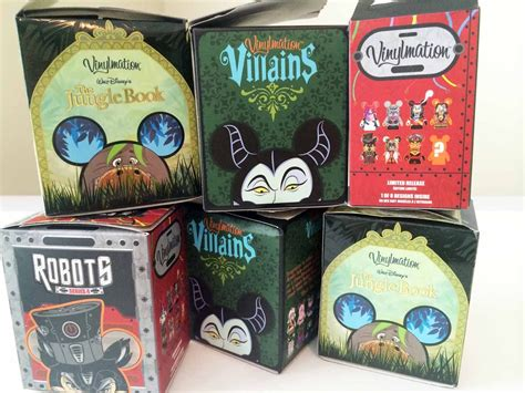 blind boxes and bags disney vinylmation blind boxes blind bags unboxing