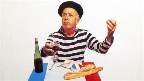 jeux de cuisine avec après un choc au cerveau un italien devient la caricature