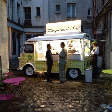 marguerite cuisine food truck yaourt glace marguerite du pré citroen hy