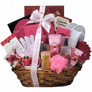 17 Best images about Birthday Gift Baskets for Her on ...