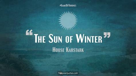 sun  winter hoopoequotes