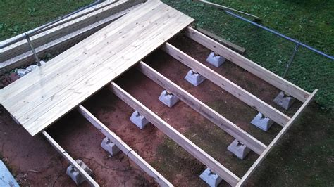 Deck Support Blocks skin that smoke wagon and see what happens a barbecue blog