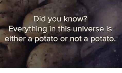25+ Best Memes About Potato  Potato Memes