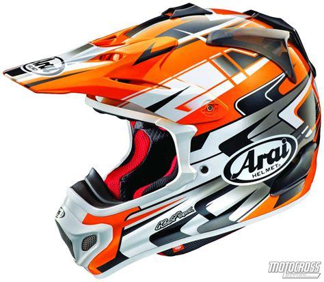 arai helmets motocross motocross action magazine mxa team tested arai vx pro4 helmet