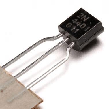 Transistors Types Terminologies Guide