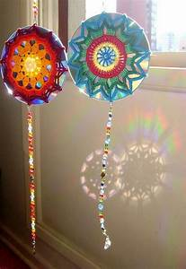DIY CD craft ideas With Old CD's DIY Craft Projects