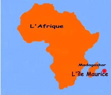 Ou Se Trouve L Ile Maurice Sur La Carte Du Monde by Carte Ile Maurice
