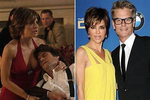 Lisa Rinna and Harry Hamlin | Real Couples Who Played ...