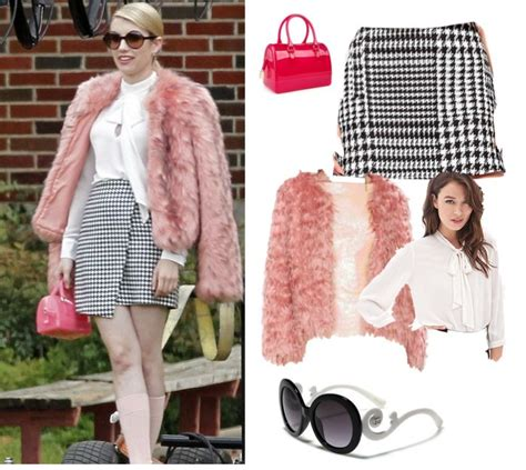 7 best Chanel Oberlin images on Pinterest | Chanel oberlin Scream queens fashion and Emma roberts