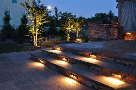 lighting outside house ideas 12 outdoor romantic step lighting ideas for bringing light