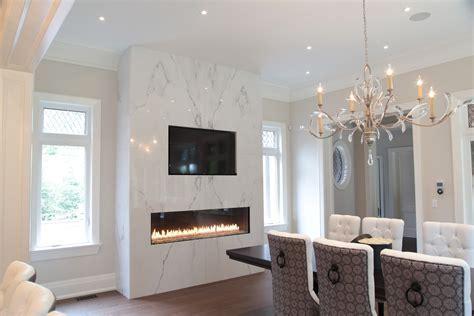 Fireplace surround ideas, best stone choices, installation