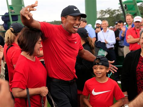 Tiger Woods wins The Masters: The resurrection of the ...