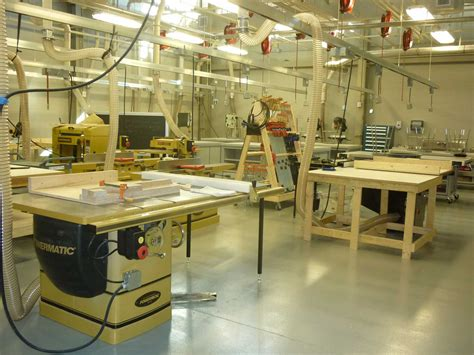 woodworking program building construction technology