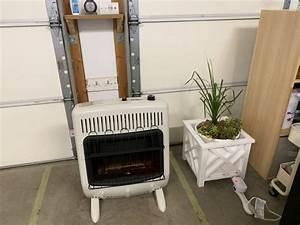 Vent-free Liquid Propane Heater For Garage