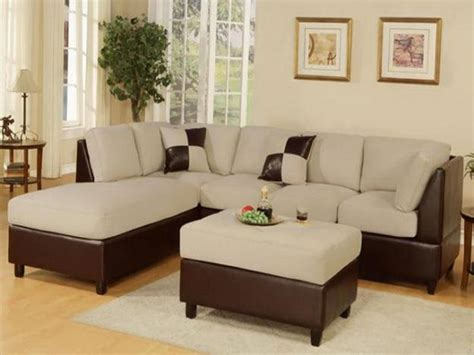 White Cozy Living Room Sofa Sets Your Home