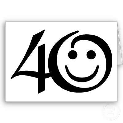 Turning 40 40love