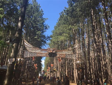 Electric Forest Showers - electric forest shakes early showers to host second