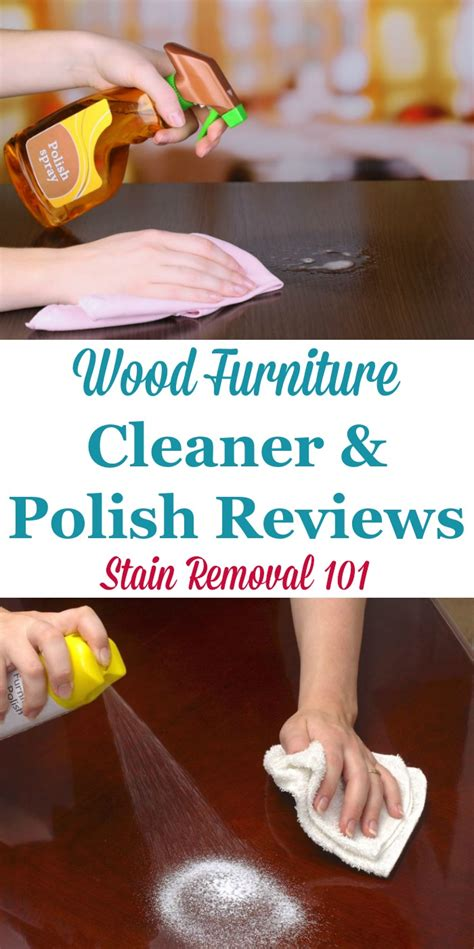 wood furniture cleaner polish reviews products