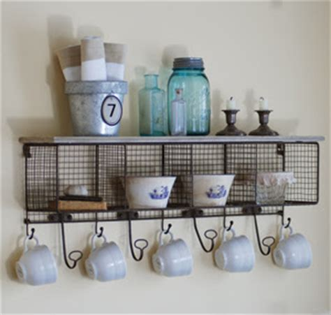 wire cubby shelf farmhouse musings wire mesh cubby and coat rack is back