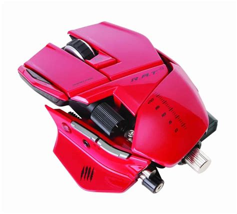 Mad Catz Rat 9 Gaming Mouse Noveltystreet