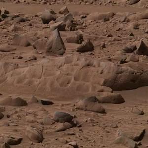 Space Today Online - Mars Rock Gallery
