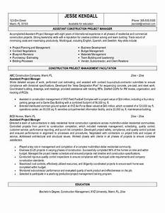 Best Resume Templates For Assistant Manager Positions