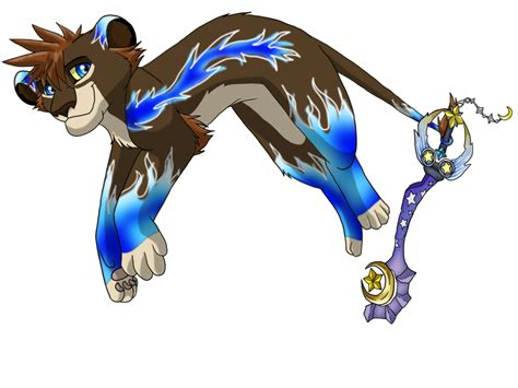 Sora-lion Wisdom Form By Bosleyboz On Deviantart