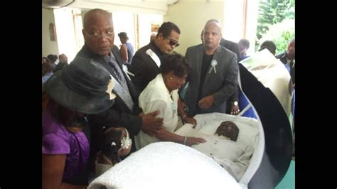 Funeral Esther Rolle Open Casket