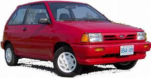 Ford Festiva 1988