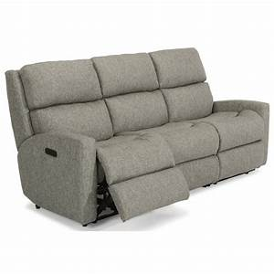flexsteel catalina contemporary casual reclining sofa With wayside sectional reclining sofa set