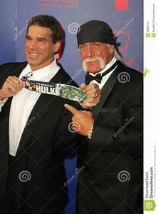 Hulk Hogan,Lou Ferrigno Editorial Image - Image: 26885715