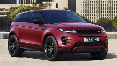 Rover Evoque Range Dynamic Land Wallpapers Pack