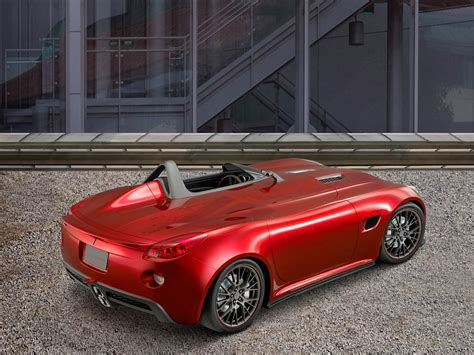 pontiac solstice 2007 pontiac solstice sd 290 concept review supercars net