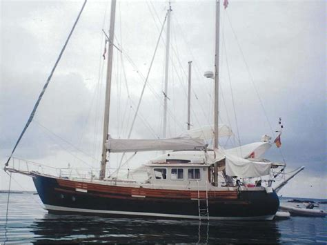 Fisher 37 (11м), 6 гостей, 2005 г. Fisher 37 Ketch in Majorca | Sailboats used 48536 - iNautia